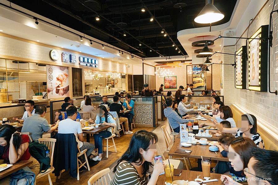 台北美食 | 檀島香港茶餐廳。全台最大「檀島咖啡」開在這,營業時間人潮擠滿滿,網友驚呼:192層蛋撻竟然比香港還好吃!(劍南路站) @蹦啾♥謝蘿莉 La vie heureuse
