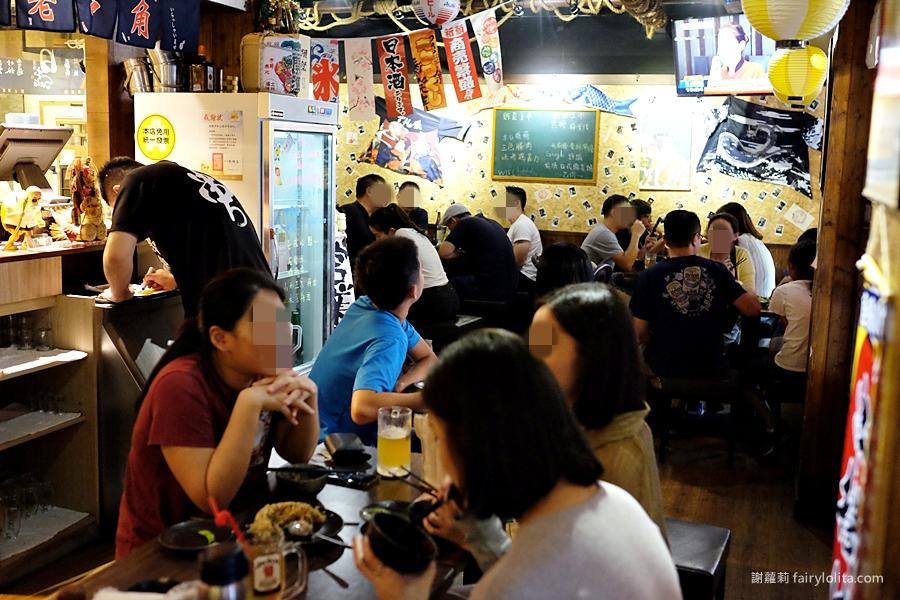 最新推播訊息:Google分數4.9,網友譽為「在地最強日式居酒屋」,一開店人潮就爆滿!