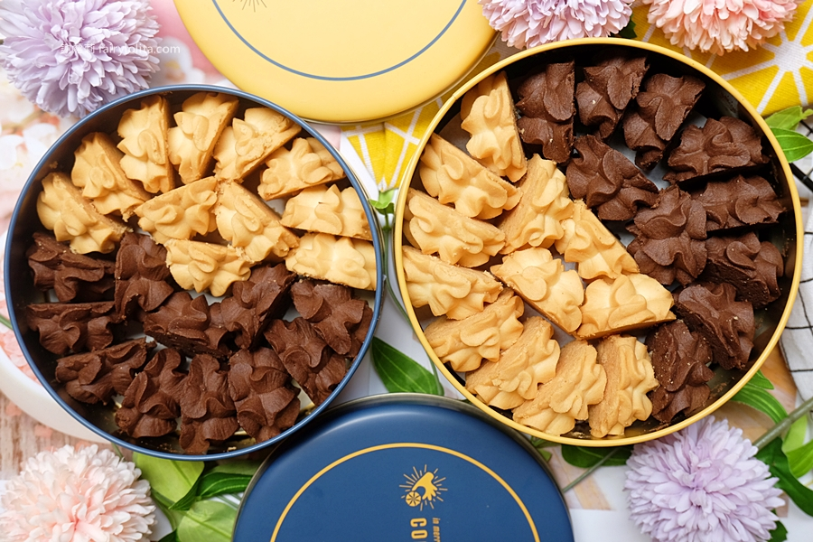 最新推播訊息:號稱曲奇餅界的LV!網友大讚「全台最好吃」,日本觀光客來台指名要吃!