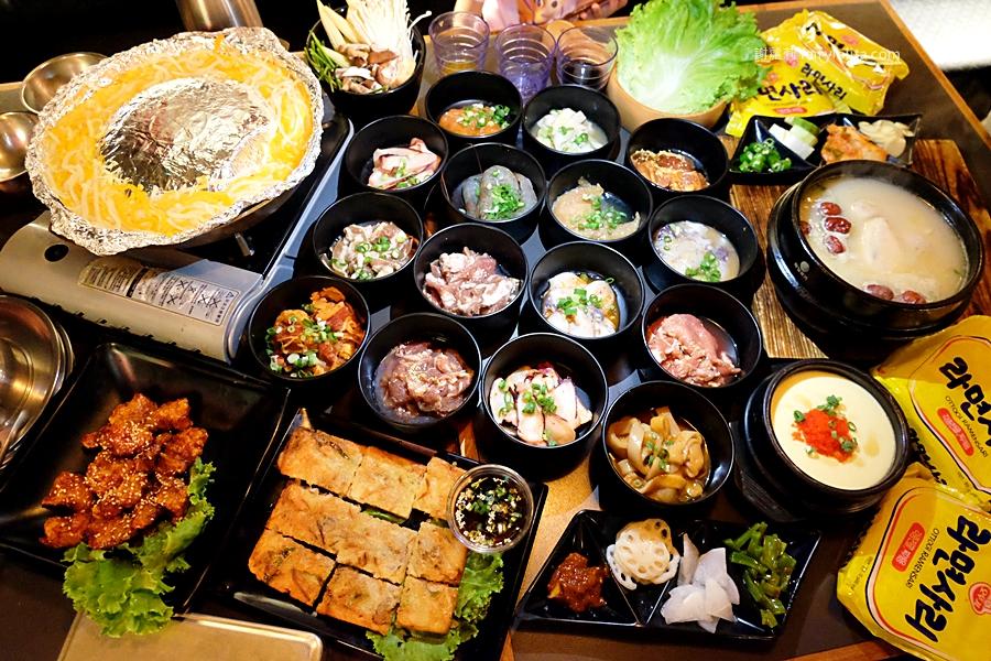 最新推播訊息:只要358元,號稱在地最強「韓式銅盤烤肉吃到飽」,最多享近50道食材任你挑!