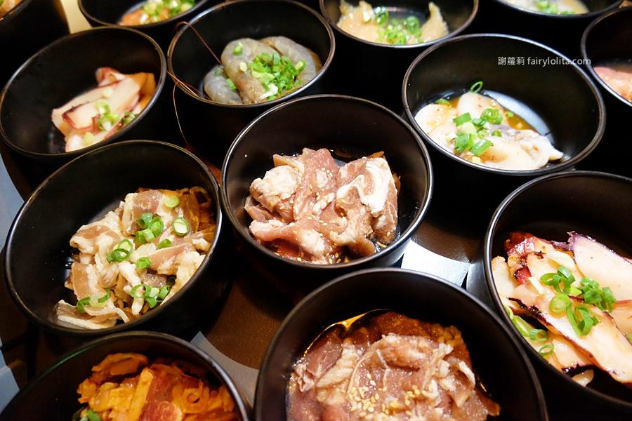 BINGU賓屋韓國食堂。只要358元,超狂韓式銅盤烤肉吃到飽,最多享近50道食材任你挑! @蹦啾♥謝蘿莉 La vie heureuse