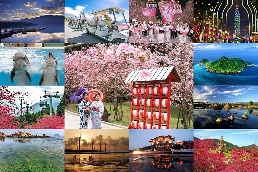 最新推播訊息:搭乘「台灣觀巴」旅遊去!超過80條旅遊路線任你選,2人同行1人免費,500元就能玩!