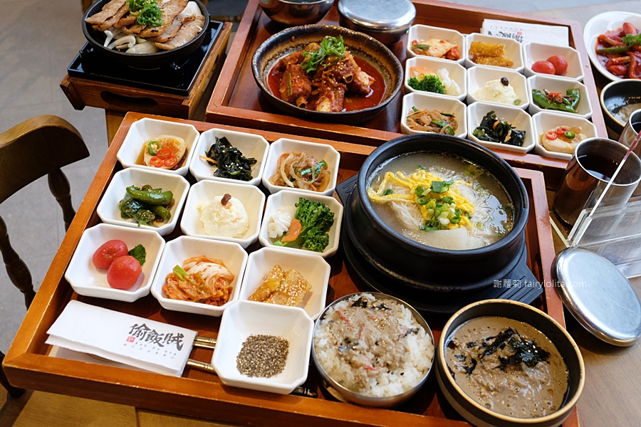 最新推播訊息:全台僅此一家,韓式料理300有找吃飽飽,獨家九宮格小菜、還附飲料免費無限續!