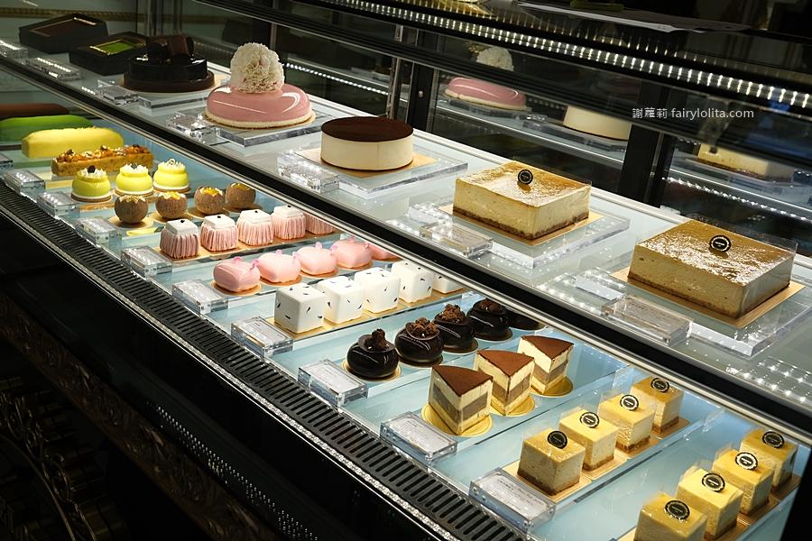Gelovery Gift 蒟若妮法式甜點店。東區甜點推薦 留法藍帶主廚、網友大讚「台北最美甜點」! @蹦啾♥謝蘿莉 La vie heureuse