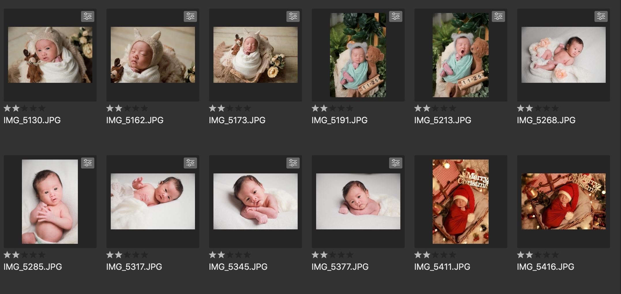 小日子寫真館。心目中第一名新生兒攝影寫真,捕捉寶寶每一個超萌表情! @蹦啾♥謝蘿莉 La vie heureuse