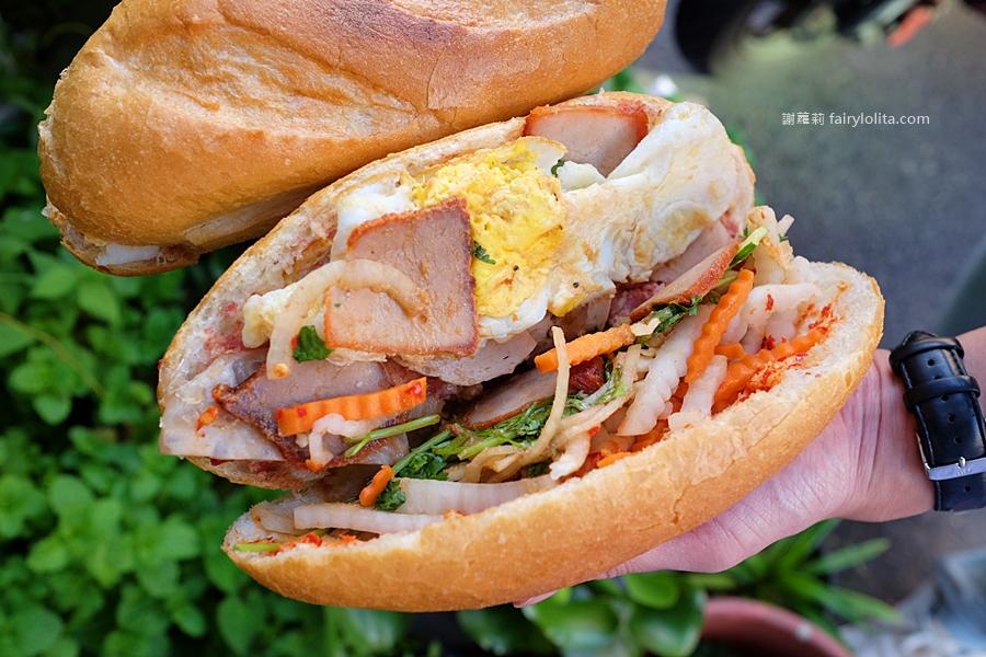 最新推播訊息:桃園人狂激推!每日超限量「隱藏版越南麵包」,竟然撲空2次才吃到!