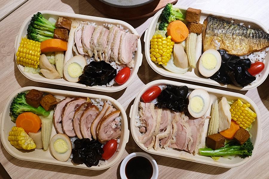 最新推播訊息:一開幕就爆紅,隱藏版「土雞便當」10種配料讓你吃,每日限量、晚來根本買不到!