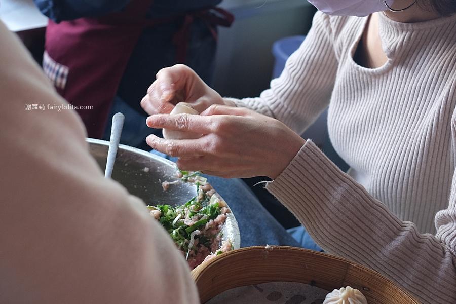 香納多鮮肉湯包。八德美食 網友大讚「在地最強湯包」,平價鼎泰豐、肉汁多到會爆漿! @蹦啾♥謝蘿莉 La vie heureuse