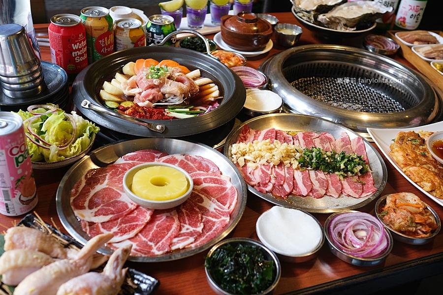 最新推播訊息:票選必吃全台「韓式烤肉」前五名、超大份量、滿到整桌都放不下!