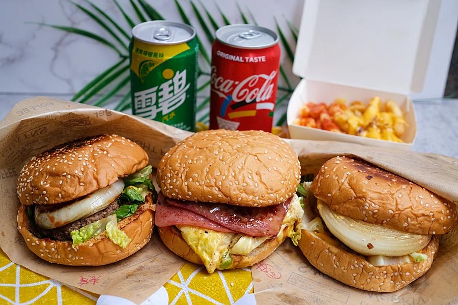 FADA_Restaurant 髮大美式餐車。只要3個漢堡就幫你免費送到家,每日超限量只有90顆! @蹦啾♥謝蘿莉 La vie heureuse