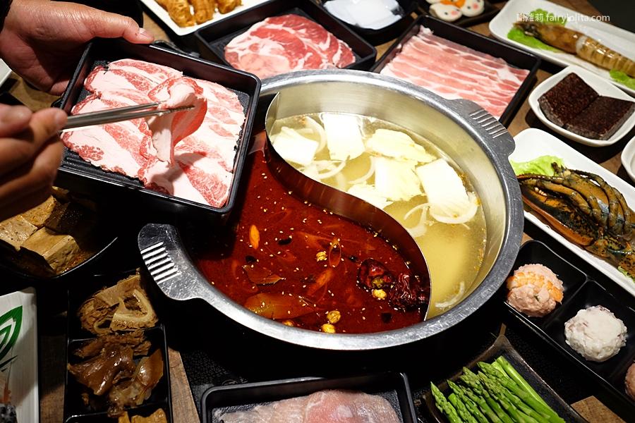 最新推播訊息:史上最狂平價火鍋,肉盤不用50元,吃龍蝦只要218!