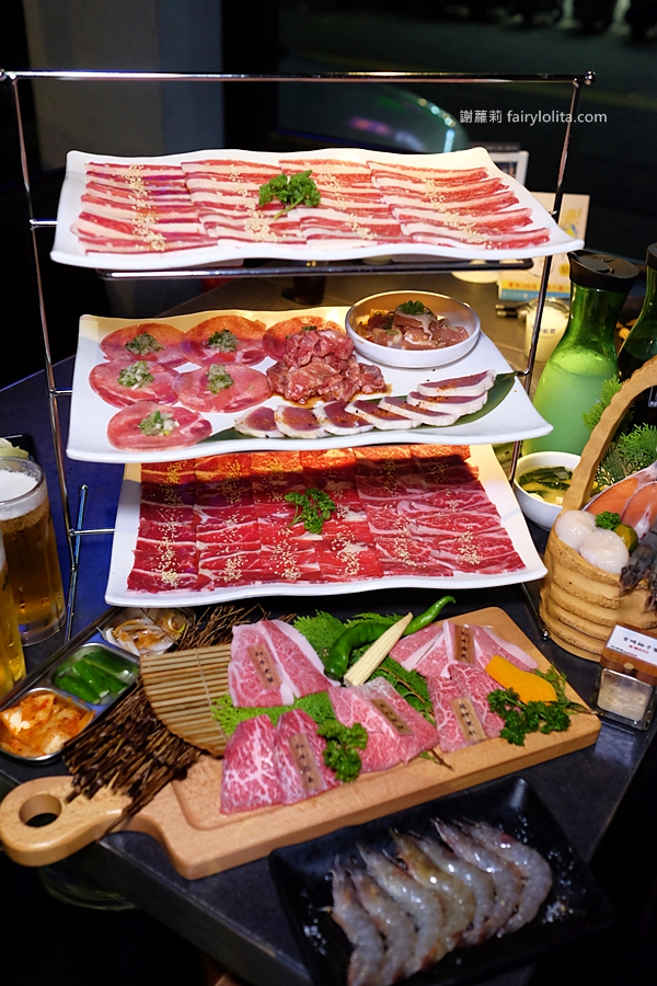 DSCF3018 - 熱血採訪 | 台中超市燒肉專賣,大量份雙人套餐就在這!+11元就能嚐世界頂級豬肉