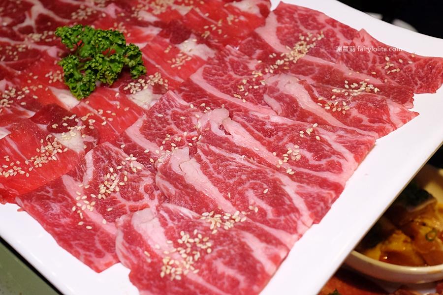 DSCF3154 1 - 熱血採訪 | 台中超市燒肉專賣,大量份雙人套餐就在這!+11元就能嚐世界頂級豬肉