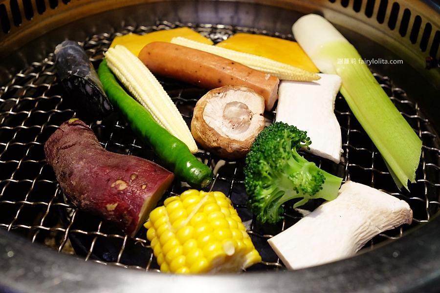 DSCF3158 - 熱血採訪 | 台中超市燒肉專賣,大量份雙人套餐就在這!+11元就能嚐世界頂級豬肉