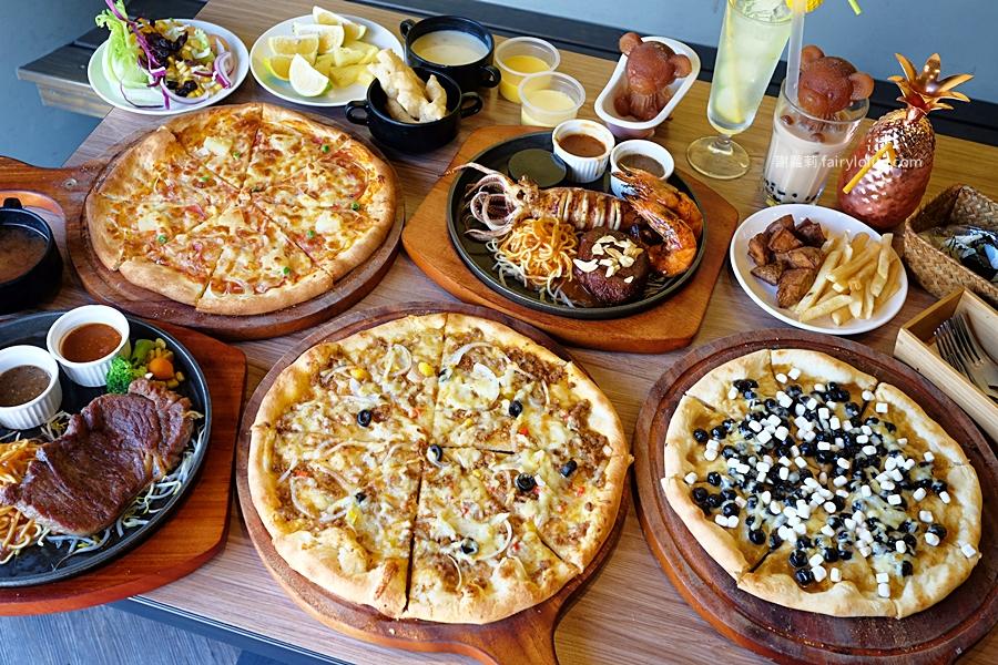 最新推播訊息:地表史上最狂吃到飽/一人只要299元/牛排+pizza、Buffet無限量供應/超過70道食材呼你呷免驚