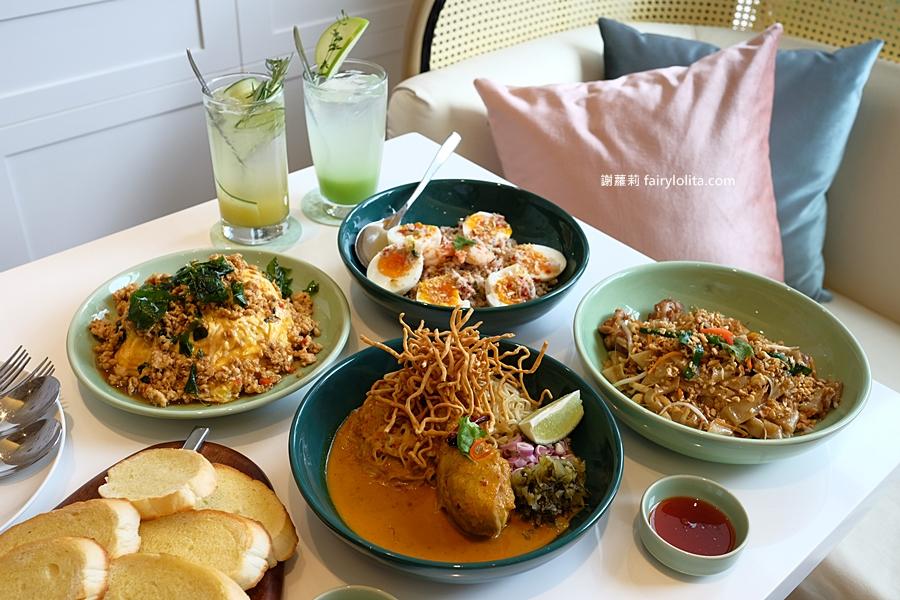 最新推播訊息:台北最新拍照祕境 泰國最美餐廳登台,超美環境神好拍!