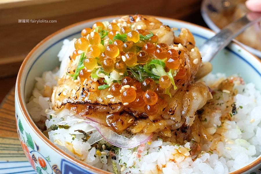 一將壽司。必吃巨型握壽司只要39元,霸氣給料滿到連飯都快看不見! @蹦啾♥謝蘿莉 La vie heureuse