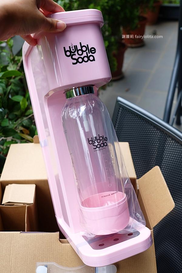 團購   法國BubbleSoda健康氣泡水機。(挑戰全台最低團購價)免插電,30秒享受一杯無糖零熱量汽泡水! @蹦啾♥謝蘿莉 La vie heureuse