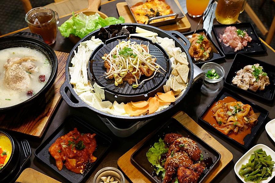 最新推播訊息:地表最狂韓國銅盤烤肉吃到飽/兩人同行一人只要295元/近50道菜色任你挑/期間限定第二人還直接享半價