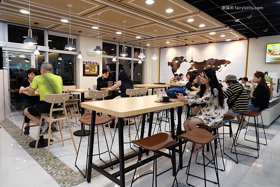 7-11期間限定新品上市 超美漸層系「冰抹茶咖啡奶霜」,全台灣就只有這四家7-11有,其中一間在中壢! @蹦啾♥謝蘿莉 La vie heureuse