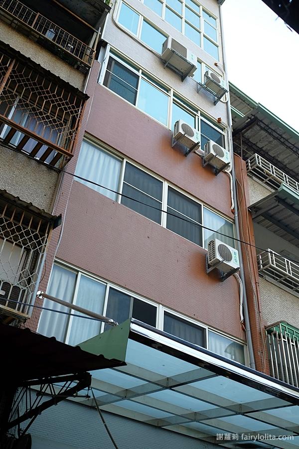 台中住宿 | EZshare House。全台中第一棟共生公寓,提供打工換宿、出租空間,還有酒吧、餐廳進駐共享空間! @蹦啾♥謝蘿莉 La vie heureuse