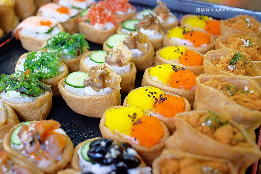 DSCF7526 - 天皇壽司 | 低調隱藏傳統菜市場,還沒打烊全部被搶光!