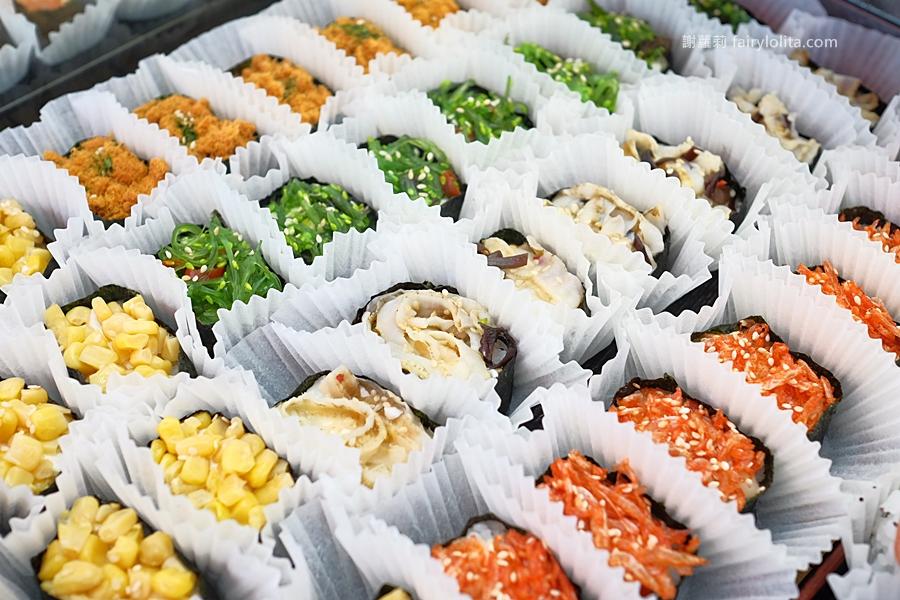 DSCF7533 - 天皇壽司 | 低調隱藏傳統菜市場,還沒打烊全部被搶光!