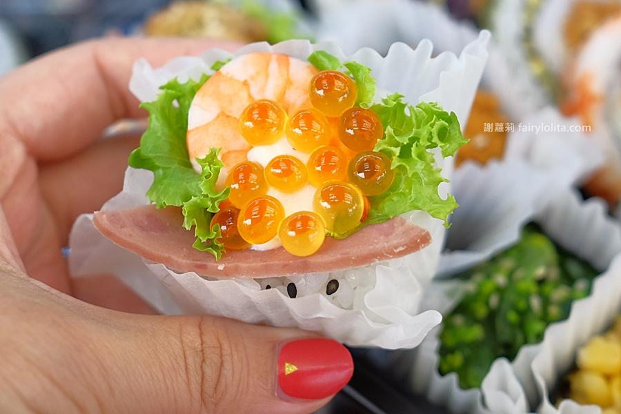 DSCF7546 - 天皇壽司 | 低調隱藏傳統菜市場,還沒打烊全部被搶光!